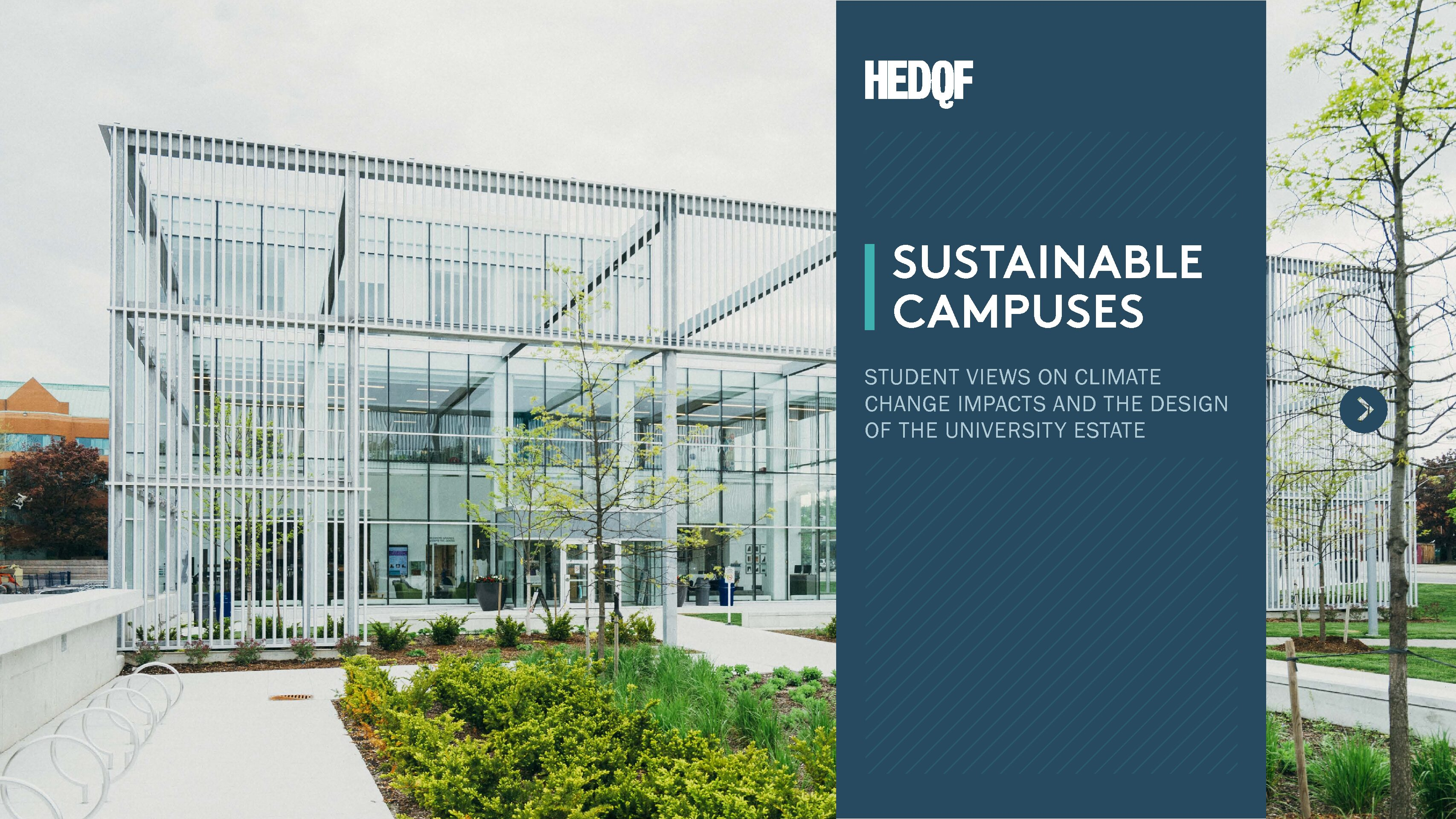 Sustainable Campuses (executive summary) (March 2021)